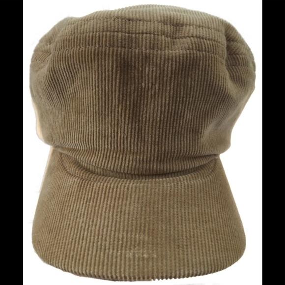sale retailer 4b137 7972e Levi s Accessories - Levi s Corduroy Tan Cabbie Hat